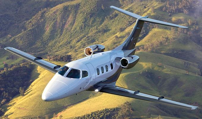 Across, do México, assina pedido para 23 jatos executivos da Embraer