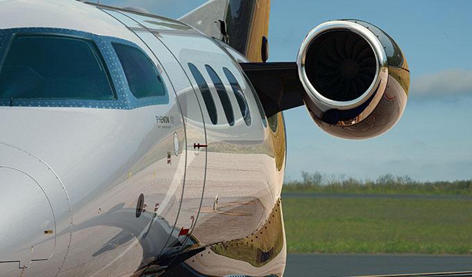 Jet ejecutivo Embraer Phenom 100 inicia operación en Argentina