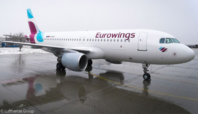 Eurowings BIZclass la primera low cost con Business Class