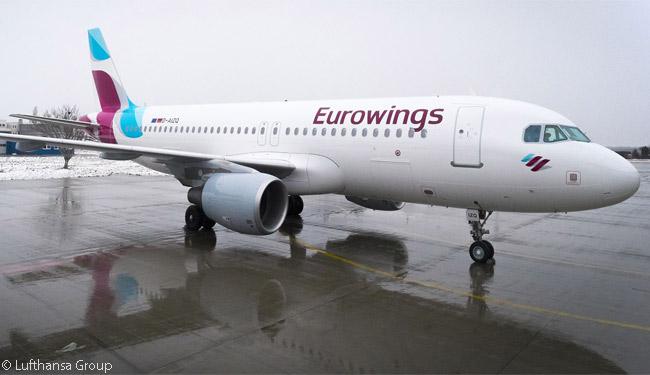 Germanwings será absorbida tras accidente por Eurowings
