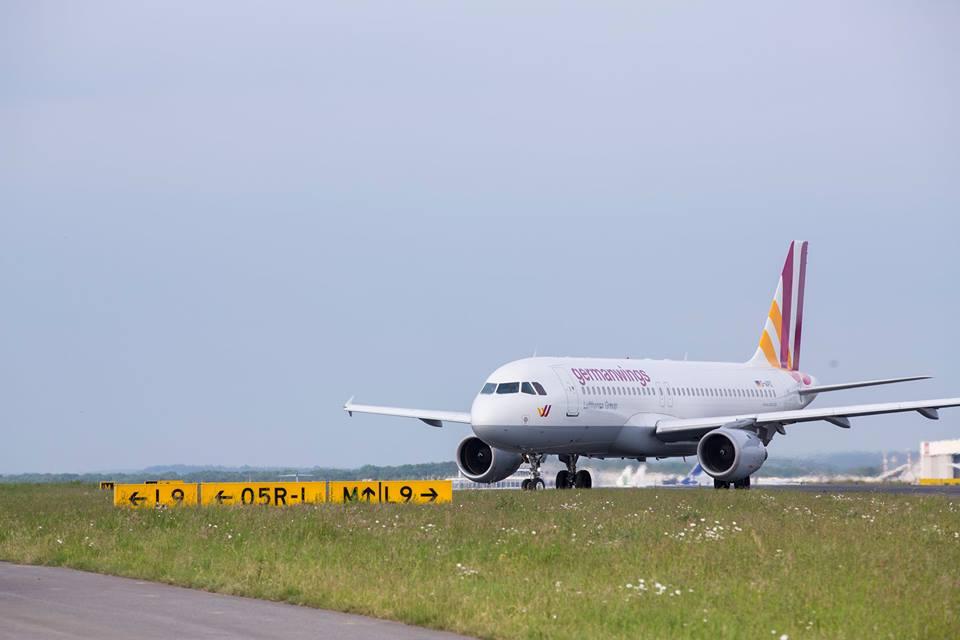 Facebook: el emotivo discurso de un piloto de la aerolínea Germanwings