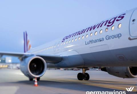 GermanWings Facebook oficial 5