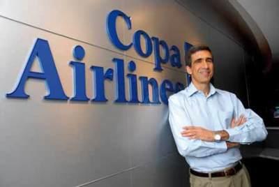 Copa Airlines se mantiene en Venezuela