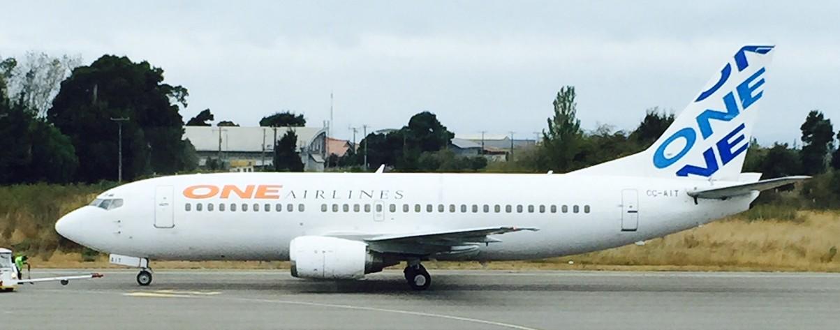 Chile: Caída del sector minero desploma el tráfico aéreo en el norte del país