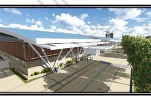 Inauguran mejoras en aeropuerto colombiano