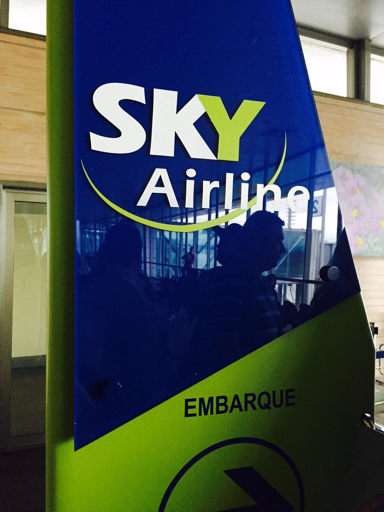 Mediante una declaración pública Aerolínea Sky se refiere a suspensión de vuelos entre Balmaceda y Punta Arenas