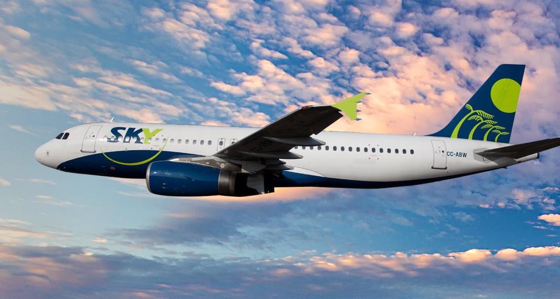 Aerolíneas Argentinas y Sky Airline de Chile, sellan nueva alianza comercial
