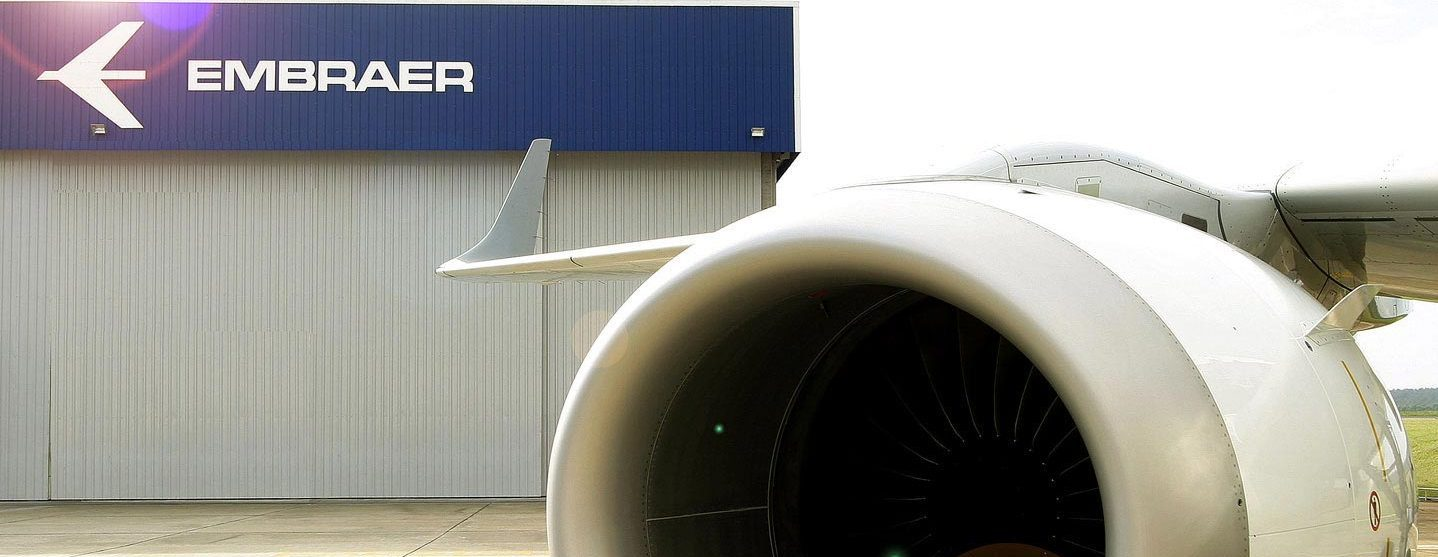 embraer motor logo