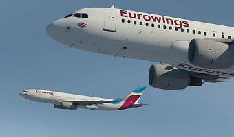 Lufthansa anuncia un plan de ahorro para salvar a Eurowings