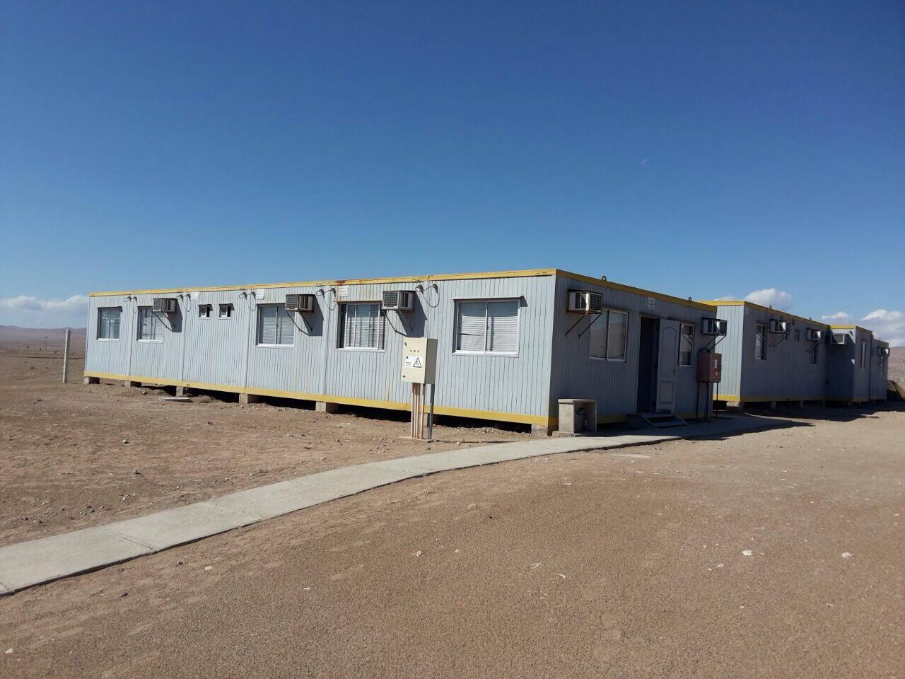 USM facilita instalaciones a la FACH para enfrentar emergencia en el norte de Chile