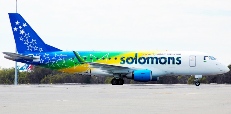Solomon Airlines Awarded Second IATA IOSA Certification