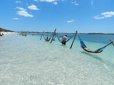 Jericoacoara (CE) está entre os 10 melhores destinos do Brasil