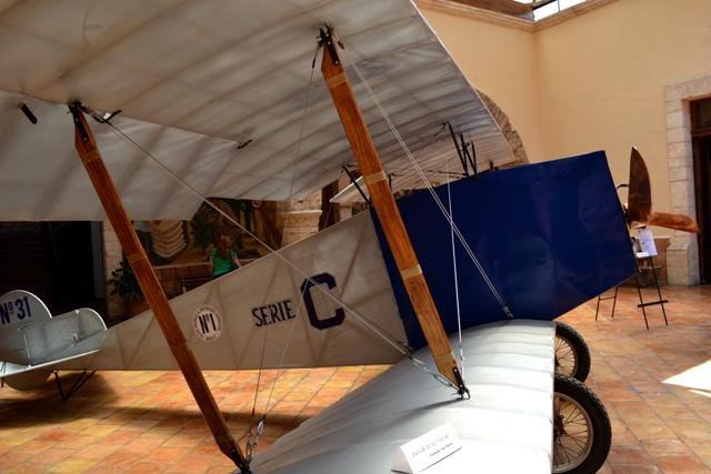 Reviven a abuelo de la aviación mexicana