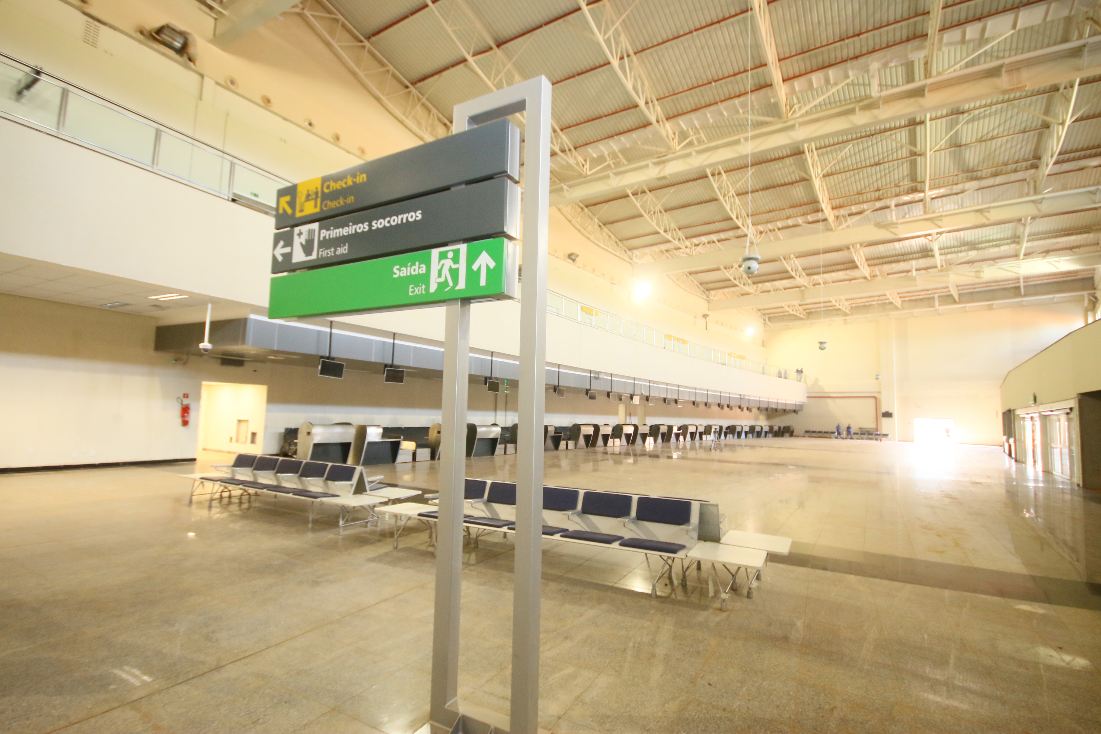 Espera por ampliação do Aeroporto de Ribeirão Preto acaba em 2019, diz Estado