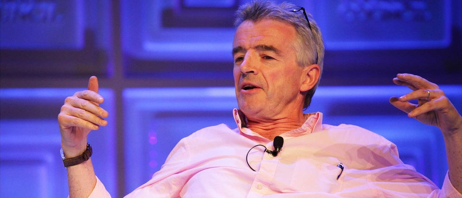 "Ryanair""™s CEO, bad boy of aviation, sounds off"