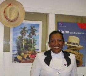 """Entrevista a Sandra Tarafa, Gerente General de Solways Rusia, """"la alianza del Caribe es importante para enfrentar crecimiento de emisión turística"""""""