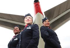 Crew British Airways Fuente British Airways