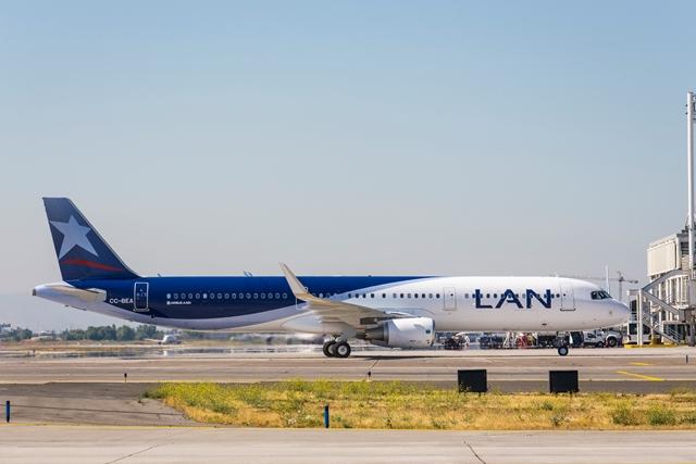 LAN A321