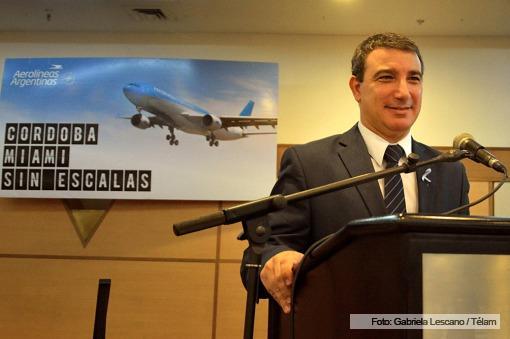 Destacan el crecimiento y desarrollo de Aerolíneas Argentinas