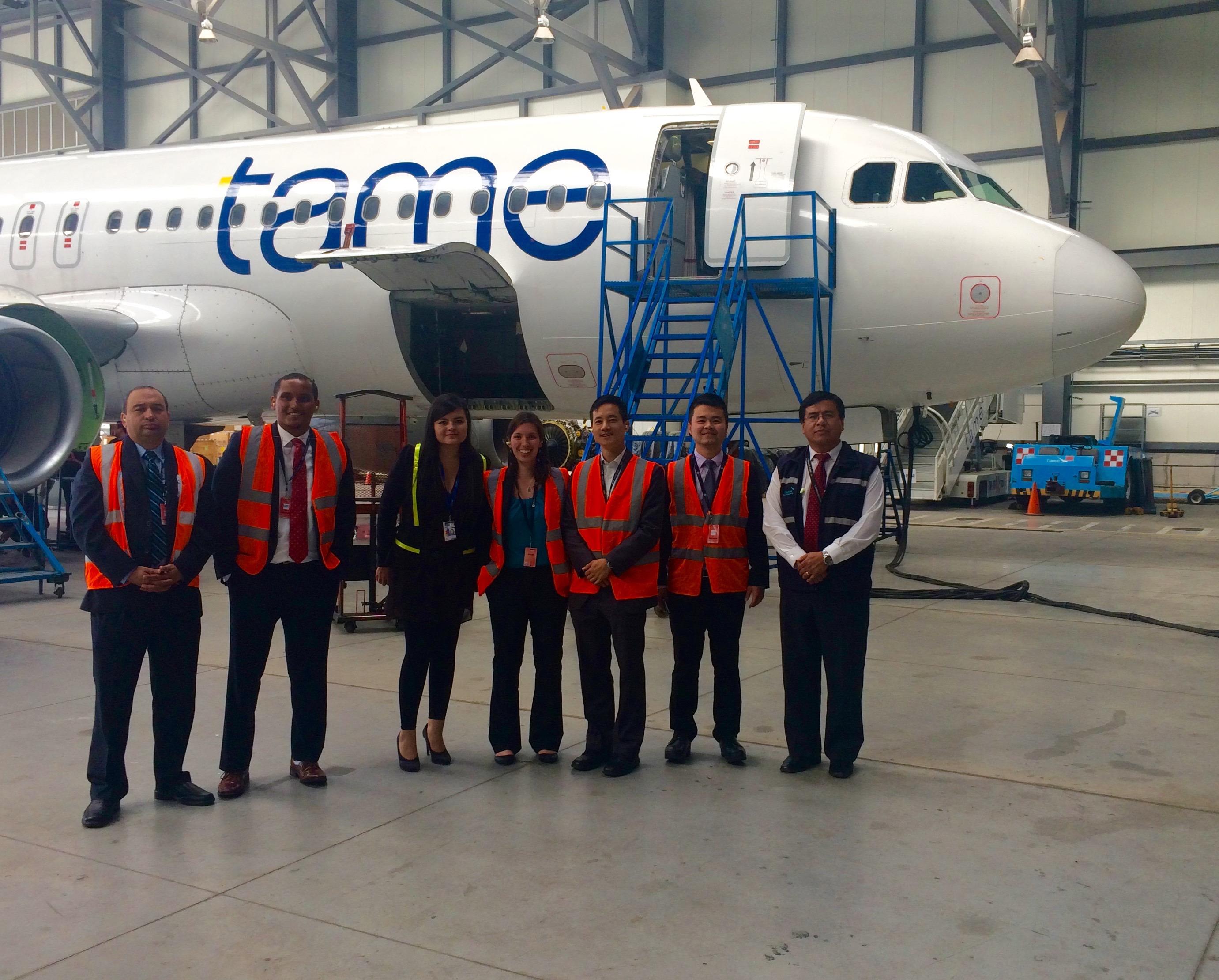 Ecuador: Tame y Kellogg School of Management intercambian experiencias de negocios