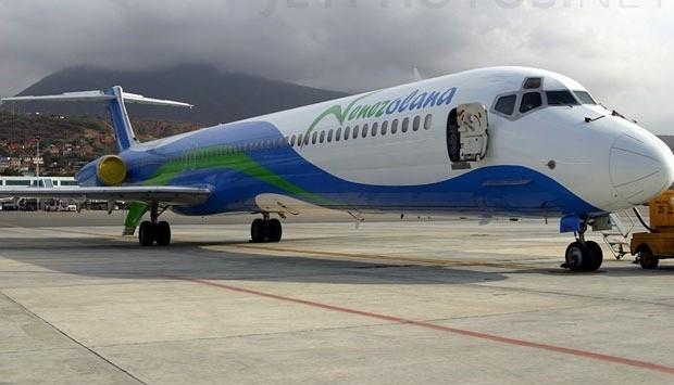 Venezolana inició nueva ruta directa desde Caracas hasta Panamá