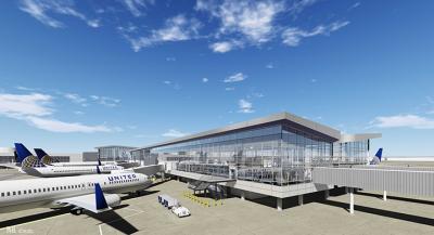 Comienza construcción de nueva terminal del Aeropuerto Intercontinental George Bush