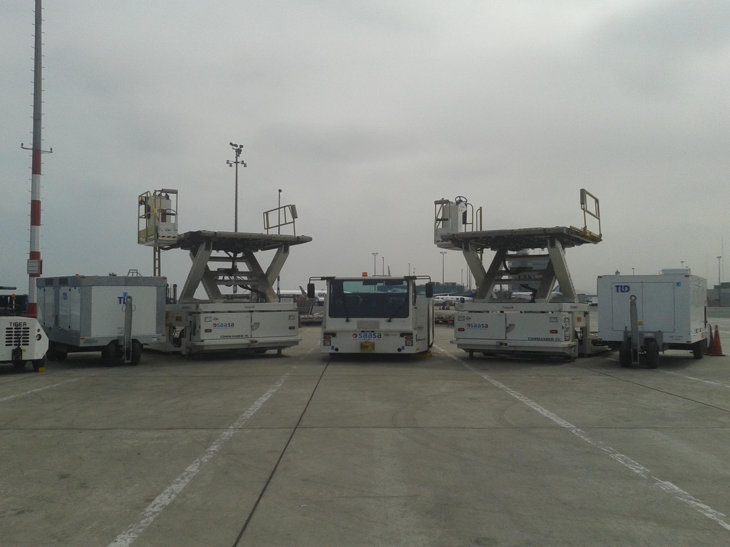 Crean comisión para estudiar mejoras en el servicio de rampa en aeropuertos argentinos