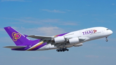 Thai Airways suspende vuelos poco rentables a EEUU