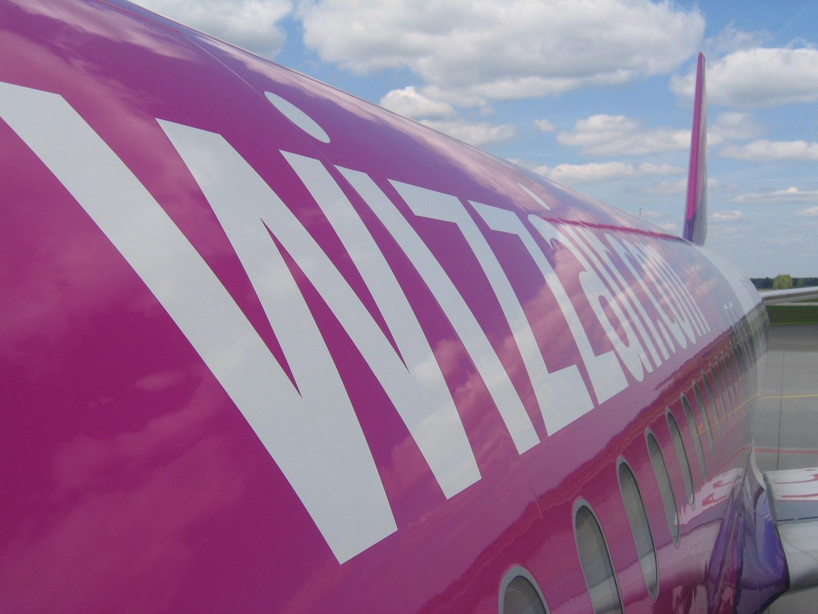 Wizz Air da su apoyo a la candidatura olímpica de Budapest en 2024 pintando dos aviones con sus colores