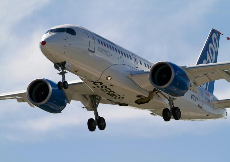 Bombardier negocia con aerolíneas chinas ante la visita oficial de Trudeau