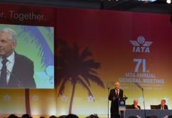 Tony Tyler, CEO y director general de IATA