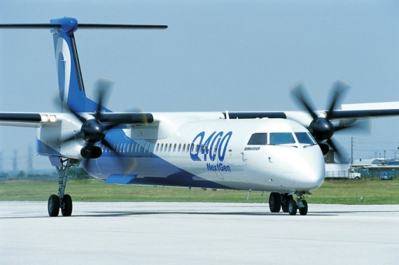 Bombardier producirá Q400 de 90 asientos