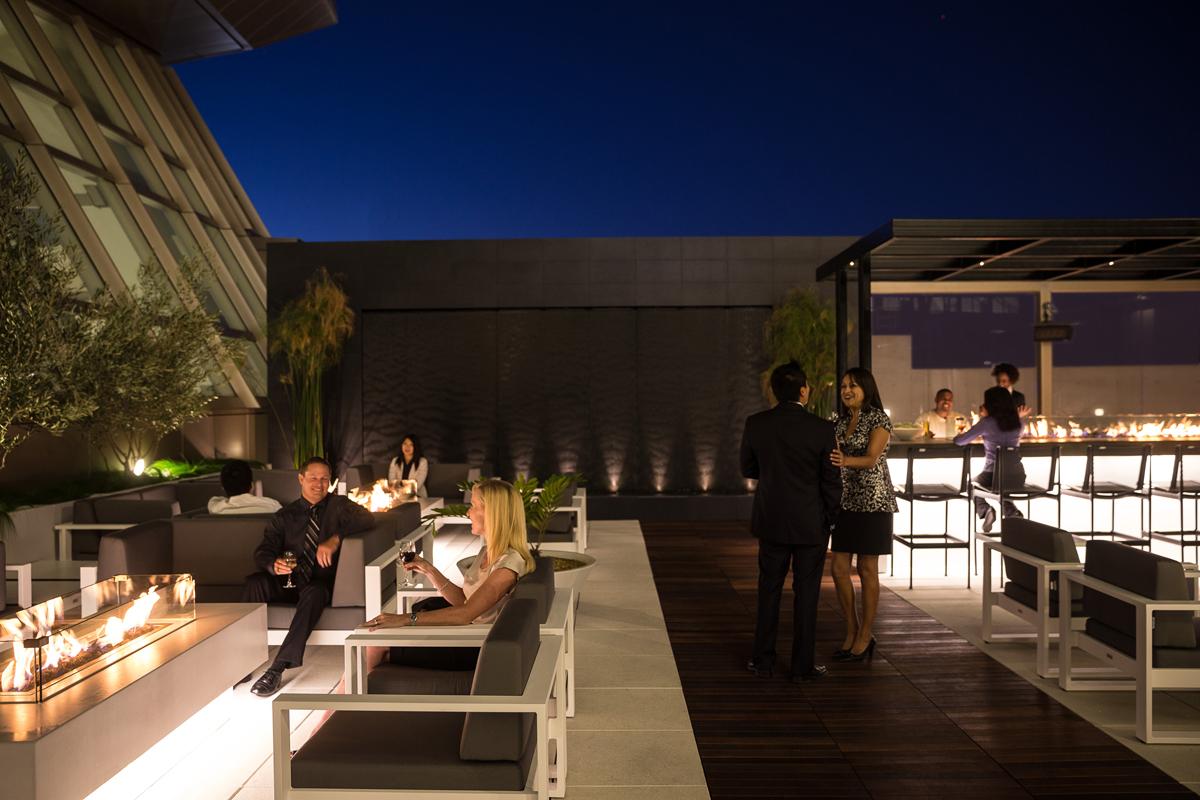 Sala VIP de Star Alliance en Los Ángeles es reconocida en los premios SKYTRAX 2015