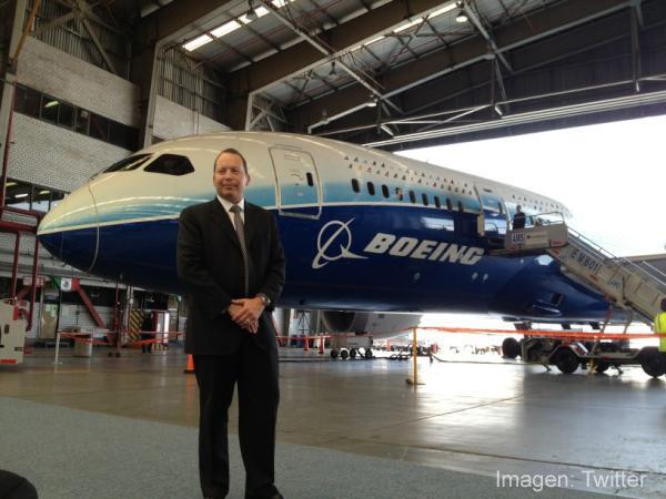 Boeing pronostica mercado de US$350 mil millones para aviones nuevos en América Latina