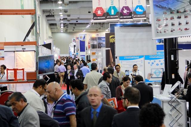 Comienza CWA-EXPO CARGA y Logistics & Supply Chain Expo 2015