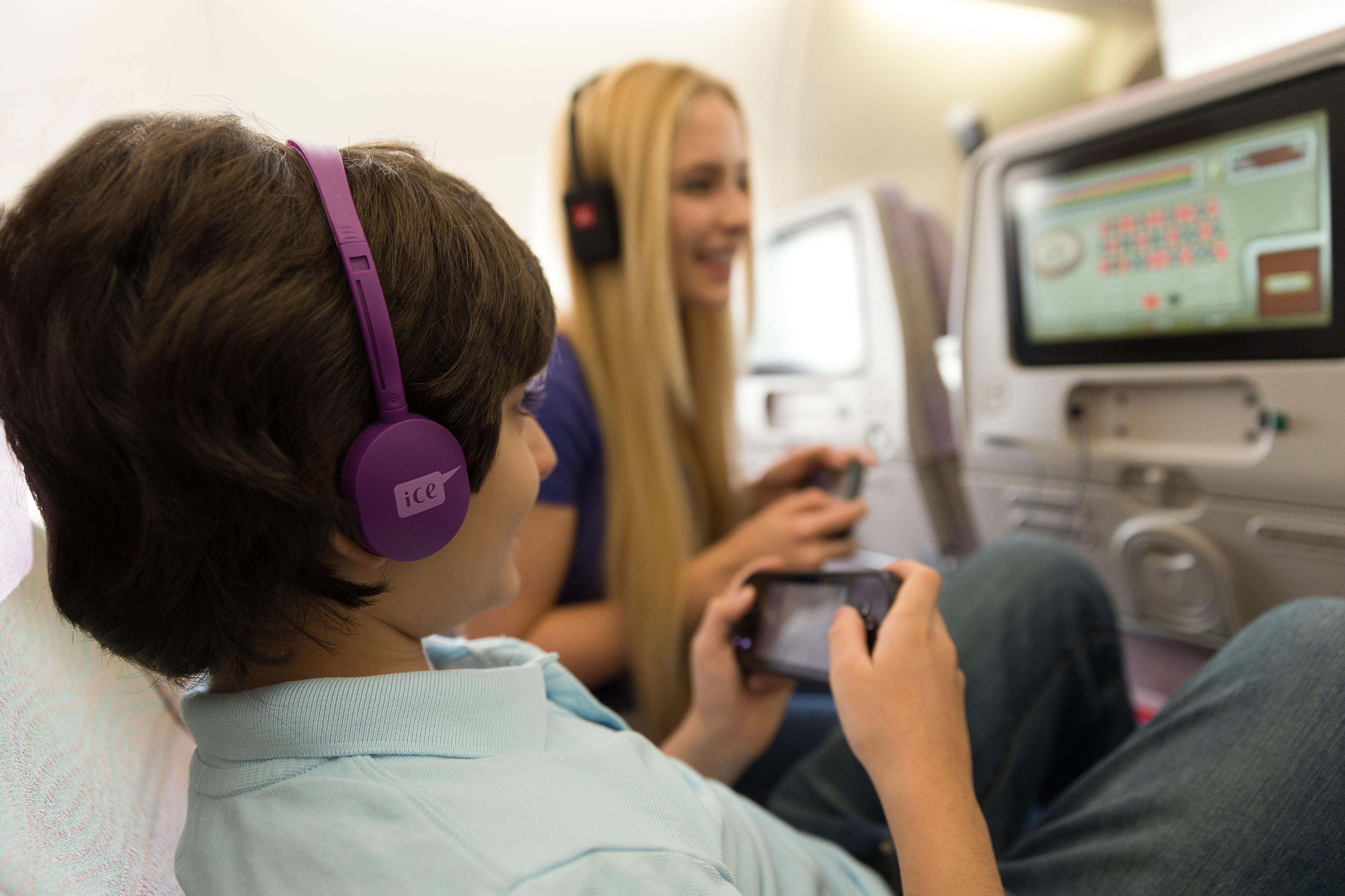El Sistema de Entretenimiento de a Bordo de Emirates  gana por onceavo año consecutivo el Premio Skytrax