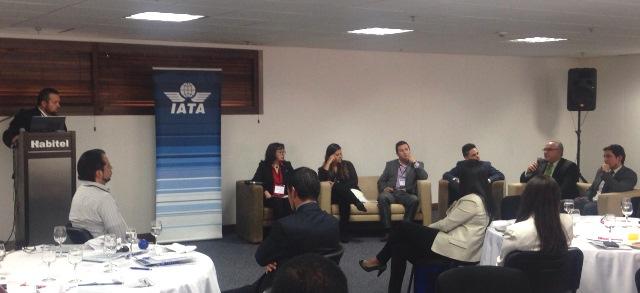 Exitoso taller sobre la aplicación del e-AWB para Colombia