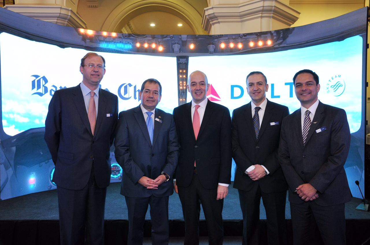 Delta afianza su presencia en Chile con beneficios a usuarios
