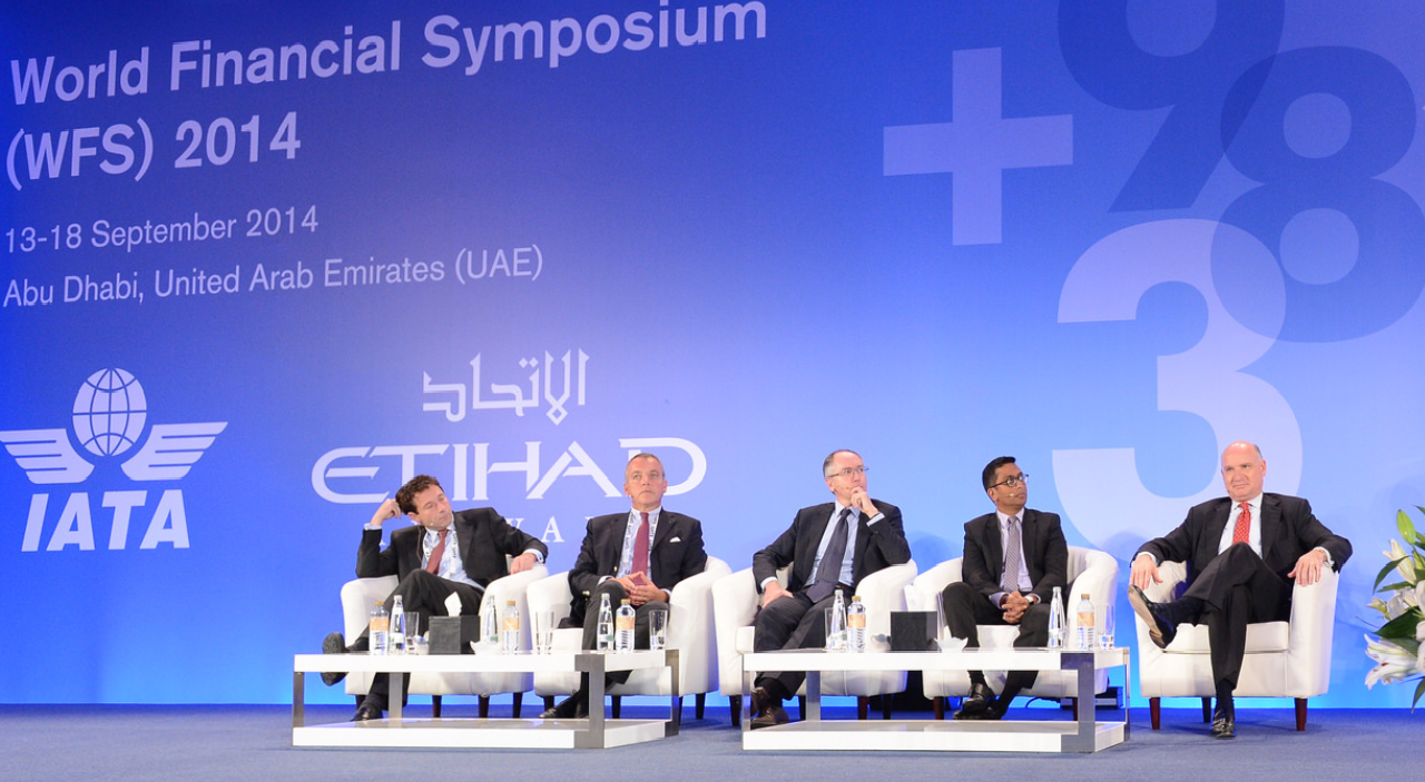 WFS 2014 CEO Panel