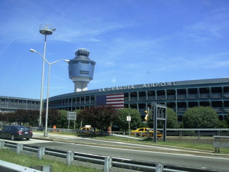 aeropuerto laguardia-new-york