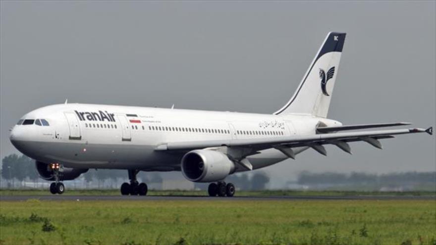 Arabia Saudita cancela vuelos comerciales a Irán