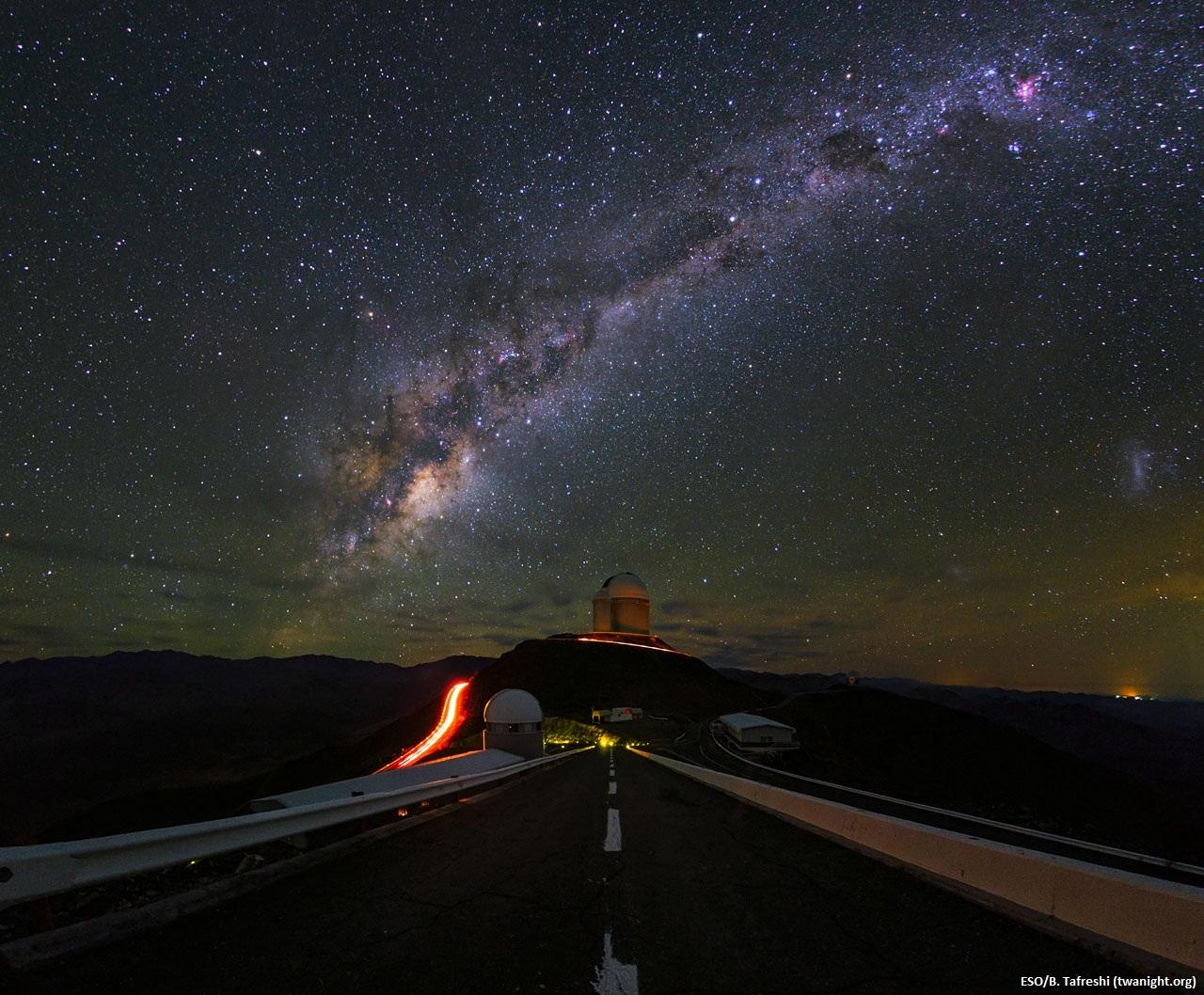 Chile levanta información clave para ser un destino líder en astroturismo