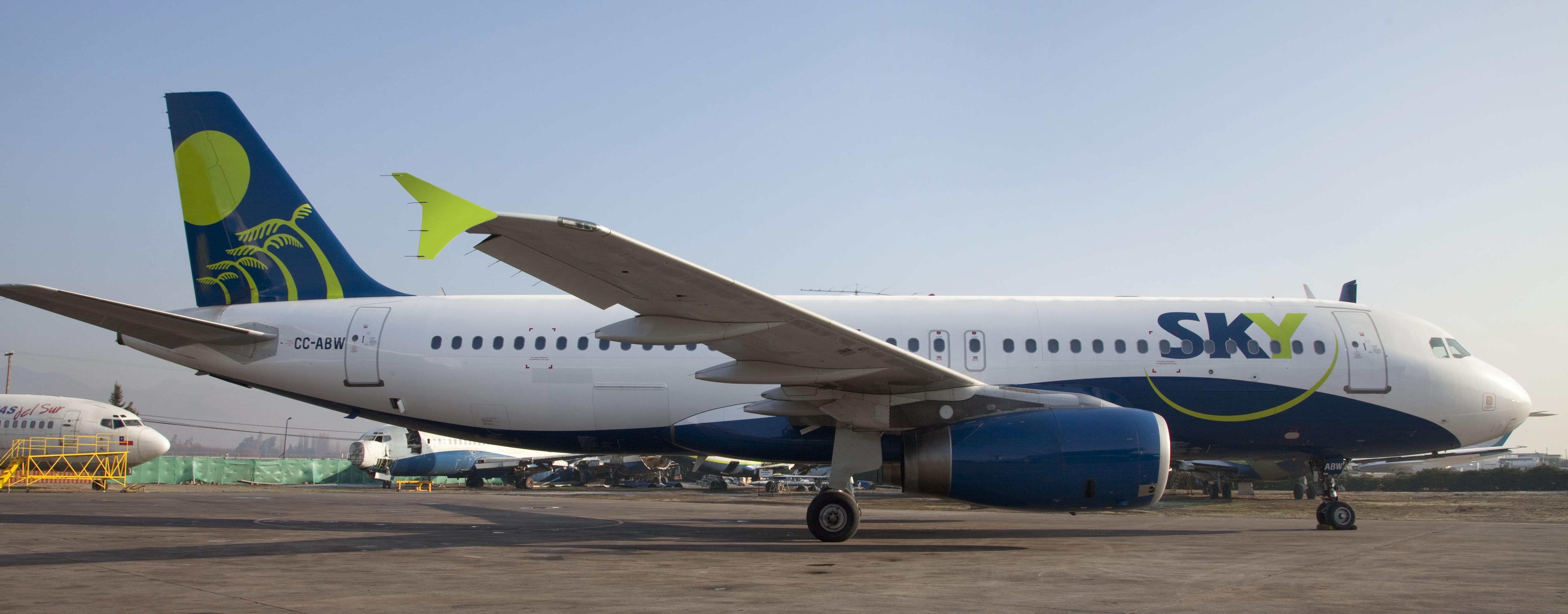 """Chile: Sky Airline revela tarifas de 5 nuevos vuelos """"a precio de bus"""" que ya comenzaron a venderse"""