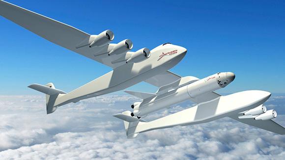 El avión más grande del mundo despegará en 2016