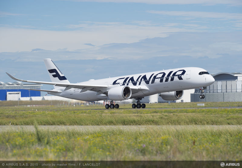 Finnair sees progress in sustainability push