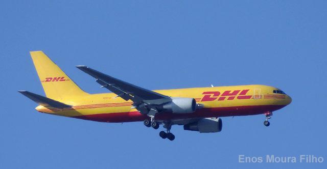 DHL regulariza su operación de carga hacia Quito y Guayaquil