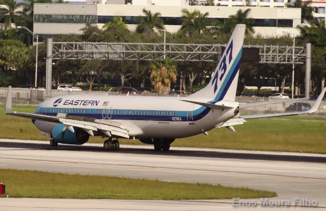 Los pilotos fantasma que cuidan los vuelos de Eastern Airlines