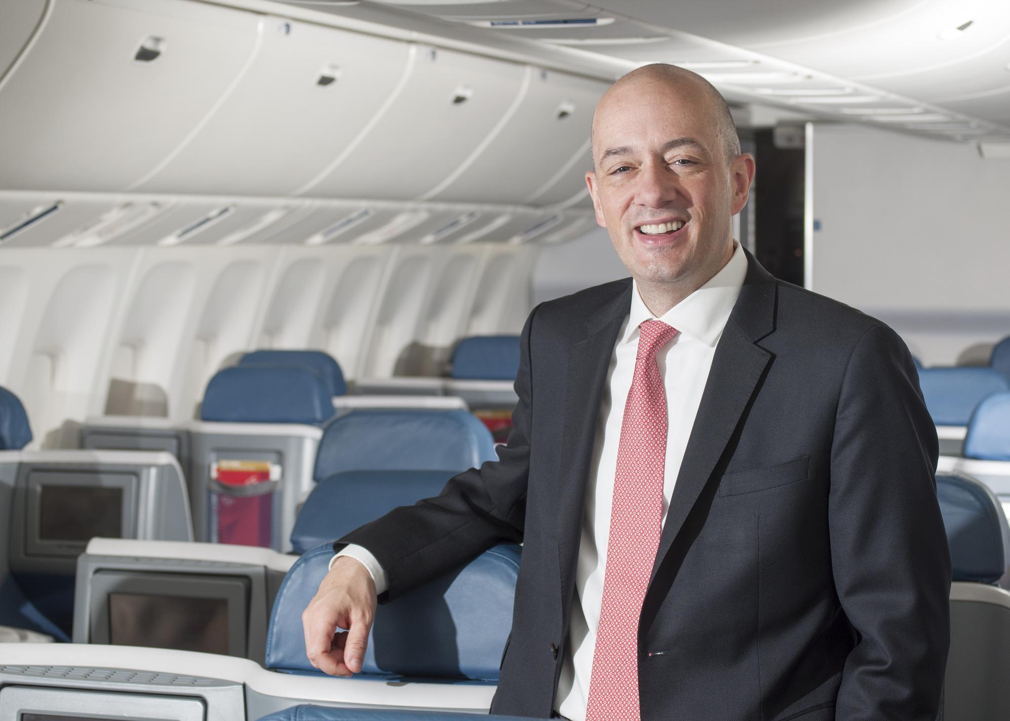 Nicolas Ferri, Delta VP Latin America & Caribbean 2