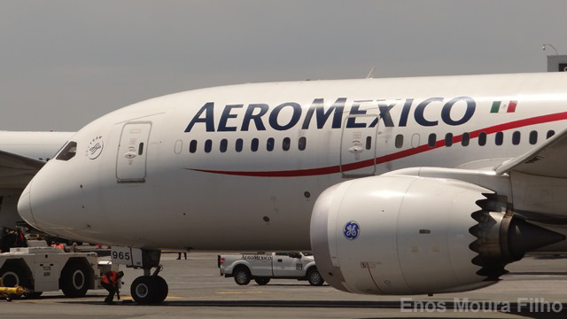 Aeromexico Reports August 2017 Traffic Results