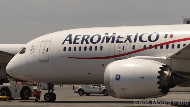 Aeroméxico decidirá sobre renovación de flota a finales de 2019